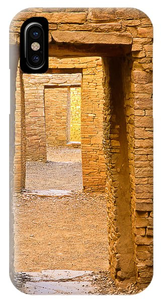 Doorway Chaco Canyon IPhone Case