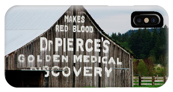 Dr. Pierce Barn 110514.98.1 IPhone Case