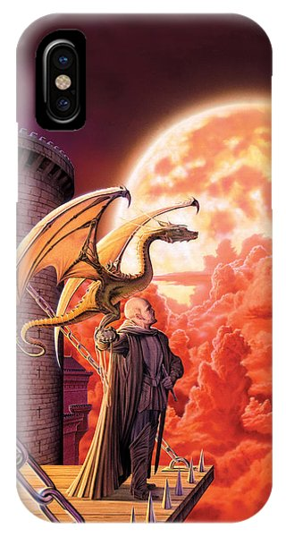 Dragon iPhone Case - Dragon Lord by The Dragon Chronicles - Robin Ko
