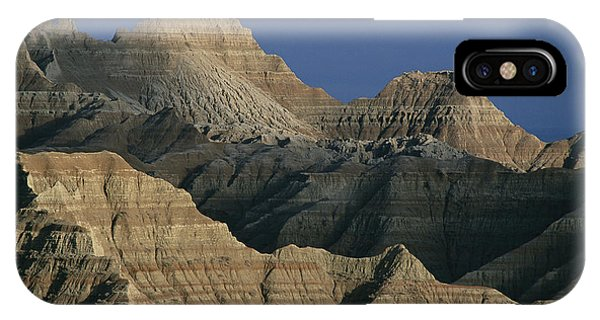North Dakota Badlands iPhone Case - Dramatic Peaks Dominate A  Portion by Annie Griffiths