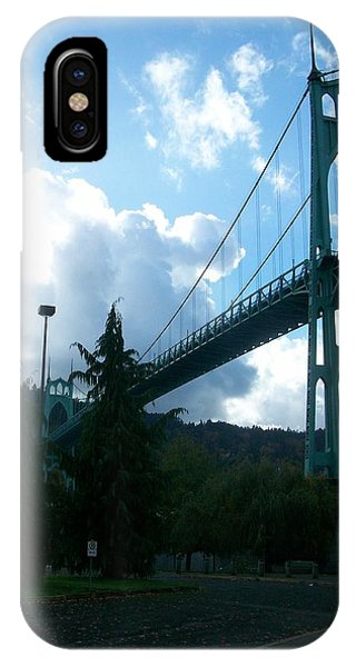Dramatic St. Johns IPhone Case