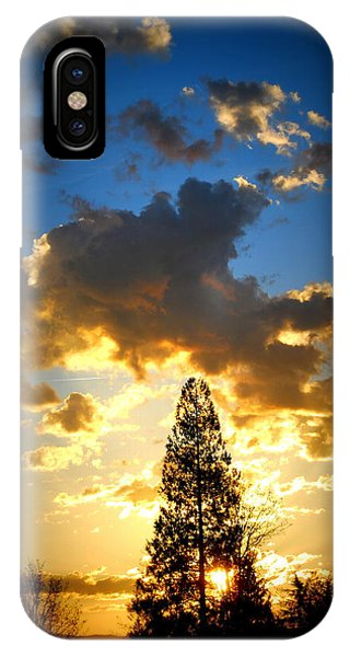 Dramatic Sunrise II IPhone Case