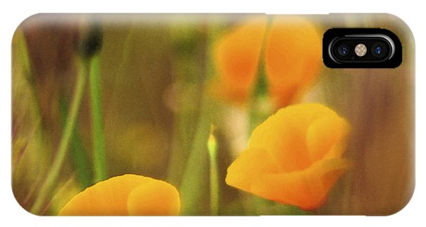 Dream Poppies IPhone Case