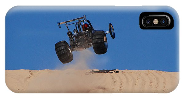 Dune Buggy Jump IPhone Case