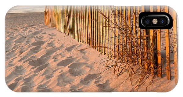 Dune Fence IPhone Case