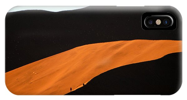 Dune Tunnel IPhone Case