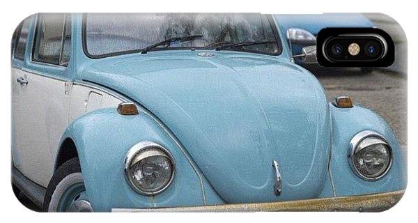 Volkswagen iPhone Case - #duotone #vw #volkswagen #vintage by Andy Kleinmoedig