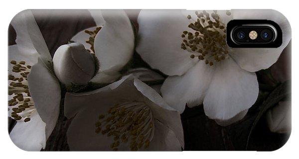 Dusk Blooms Phone Case by Debra     Vatalaro