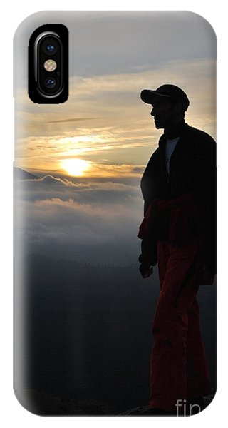Dust In The Wind IPhone Case