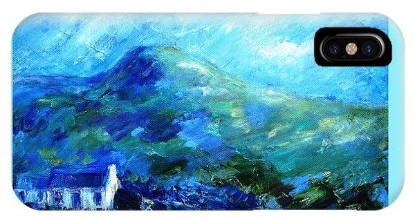 Eagle Hill Lane -ireland  IPhone Case