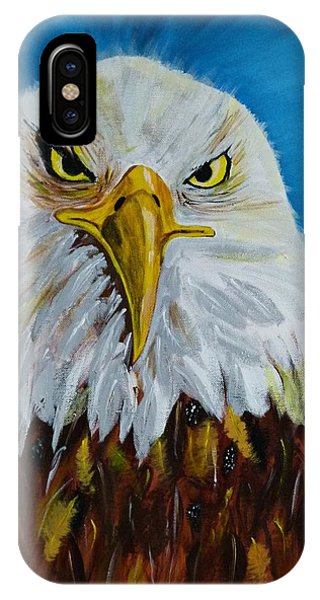 Eagle IPhone Case
