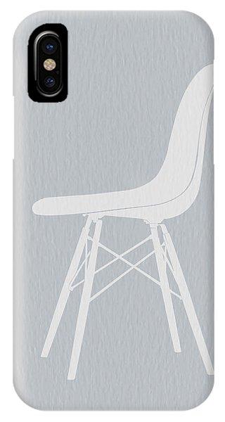 Eames Fiberglass Chair IPhone Case