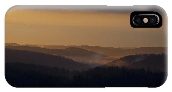 Early Morning Sunrise IPhone Case