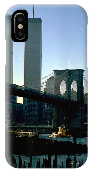 East River Tugboat IPhone Case