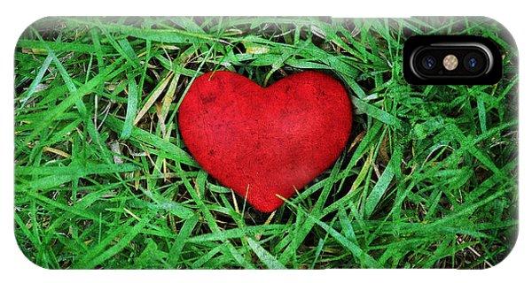 Eco Heart IPhone Case