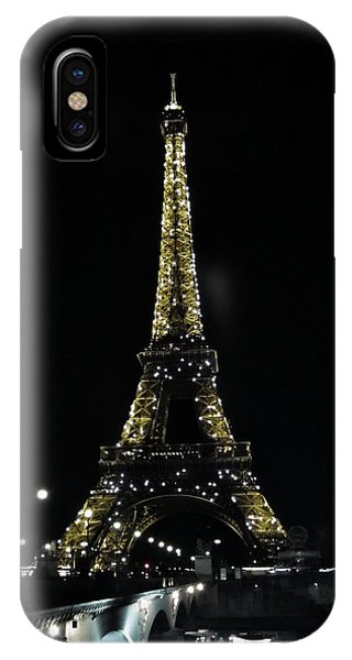 Eiffel Tower - Paris IPhone Case