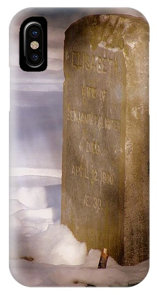 Elisabeth  IPhone Case