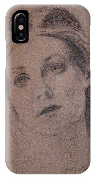 Em IPhone Case