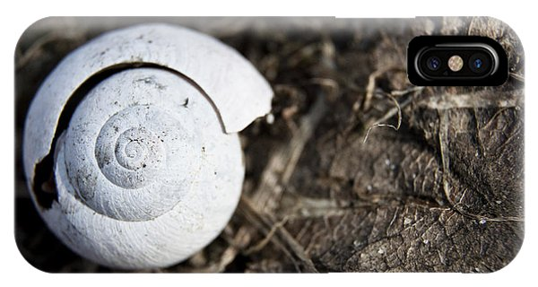 Empty Shell Phone Case by Agnieszka Kubica