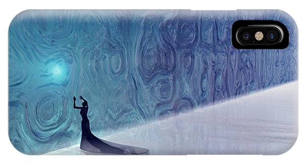 iPhone Case - Encounter by Sandra Bauser Digital Art