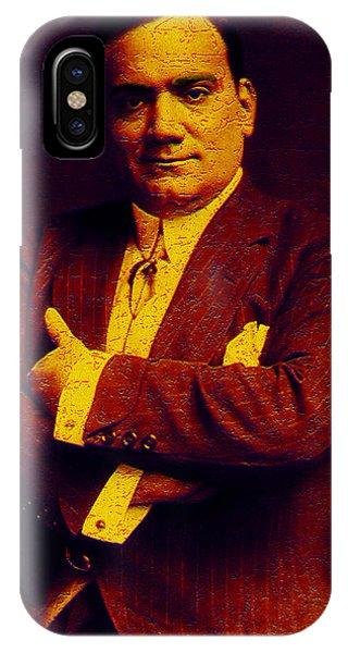 Enrico Caruso IPhone Case