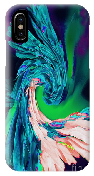 Enveloped In Love IPhone Case