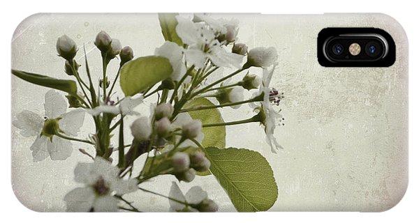 Etched In Love IPhone Case