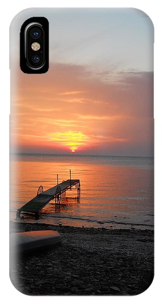 Evening Rest IPhone Case