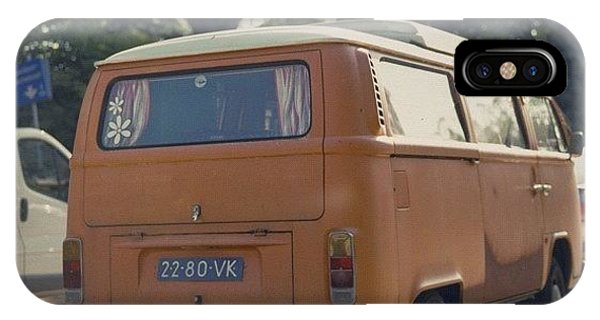 Vw Bus iPhone Case - Expired Kodak Portra And #vw #bus by Andy Kleinmoedig