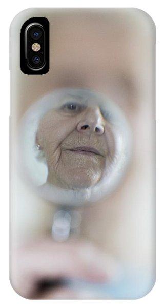 Failing Eyesight, Conceptual Image Phone Case by Cristina Pedrazzini