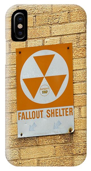 Aggie iPhone Case - Fallout Shelter by Nikki Marie Smith