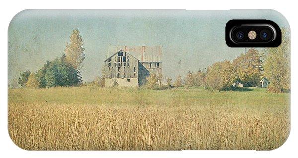 Farm House IPhone Case