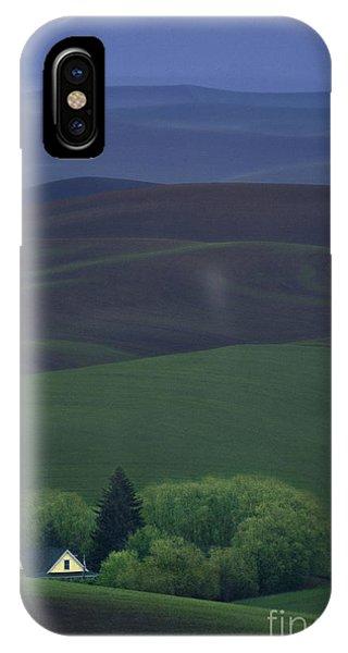 Farmhouse IPhone Case