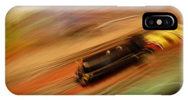 Fast Train Set IPhone Case