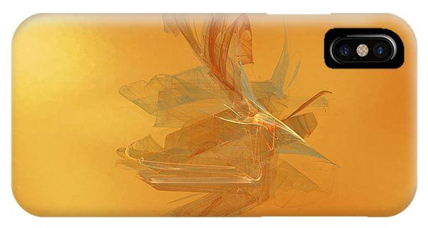 IPhone Case featuring the digital art Feast by Jeff Iverson