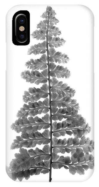 Fern Leaf IPhone Case