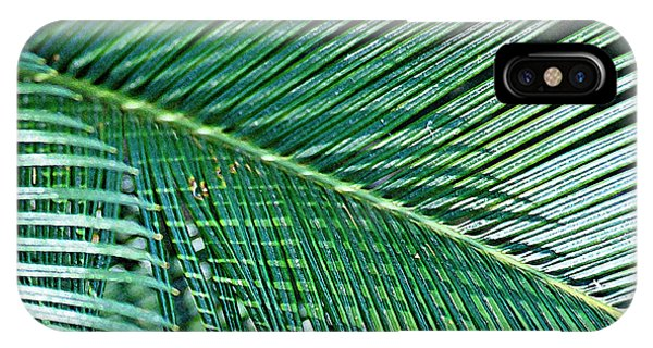 IPhone Case featuring the photograph Ferns 56 by Donna Bentley