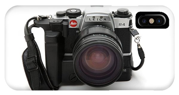 Film Camera Phone Case by Victor De Schwanberg