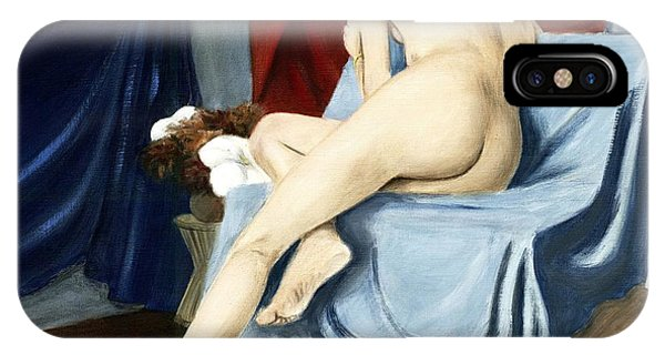 Fine Art Female Nude 2001 IPhone Case