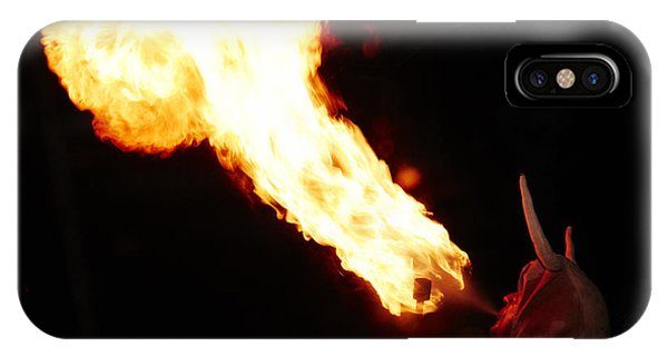 Fire Axe IPhone Case