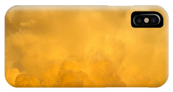 Fire In The Sky Fsp IPhone Case