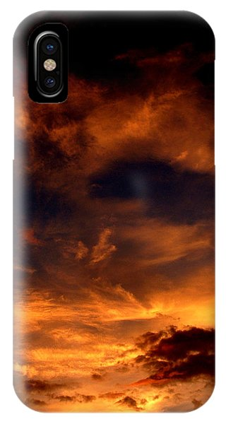 Firesky IPhone Case