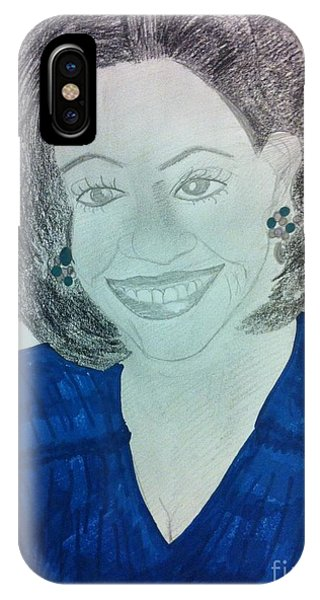 First Lady Michelle Obama IPhone Case