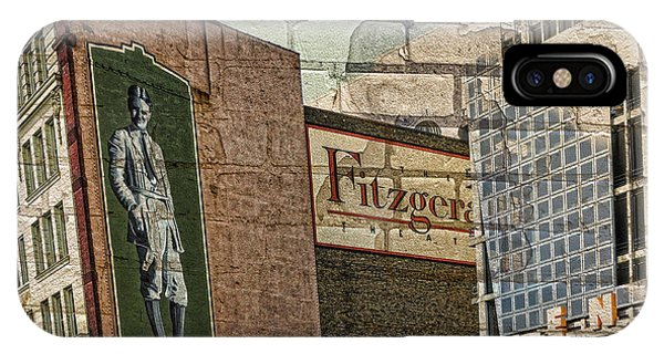 Fitzgerald Theater St. Paul Minnesota IPhone Case