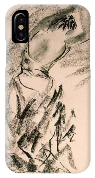 Flamenco Dancer 4 IPhone Case