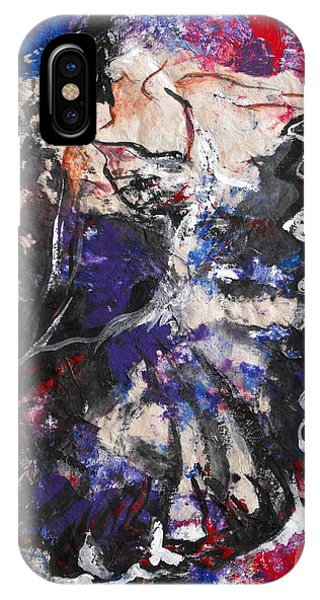 Flamenco Dancer 7 IPhone Case
