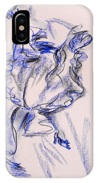 Flamenco Dancer 9 IPhone Case