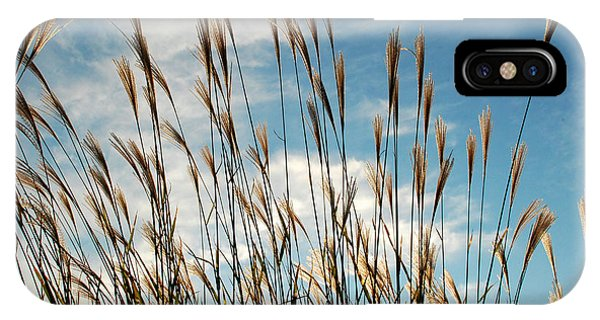 Flare To The Sky IPhone Case
