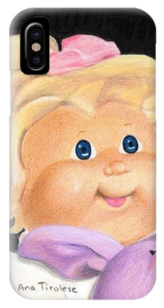 Flea Market Toy Series 1 IPhone Case