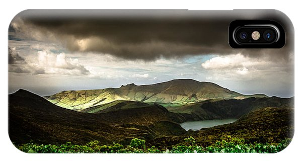 Flores Island - Azores IPhone Case